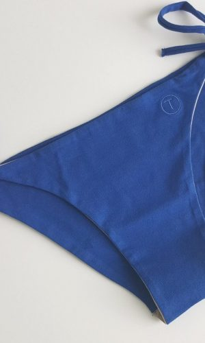 Tanga broekje blauw