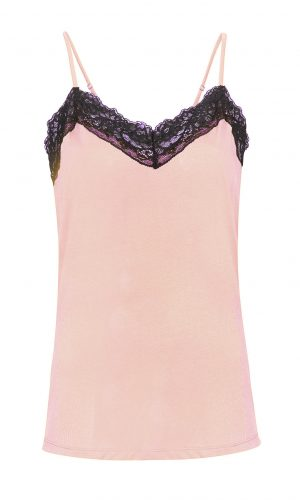 Camisole Lyocell Rose
