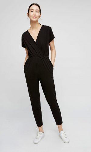 Oliana Jumpsuit Black