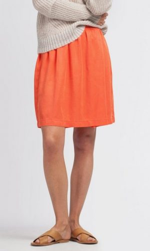 bisar-skirt-oranje-alchemist-fashion