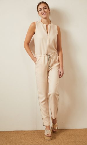 Jumpsuit Tencel Naturel