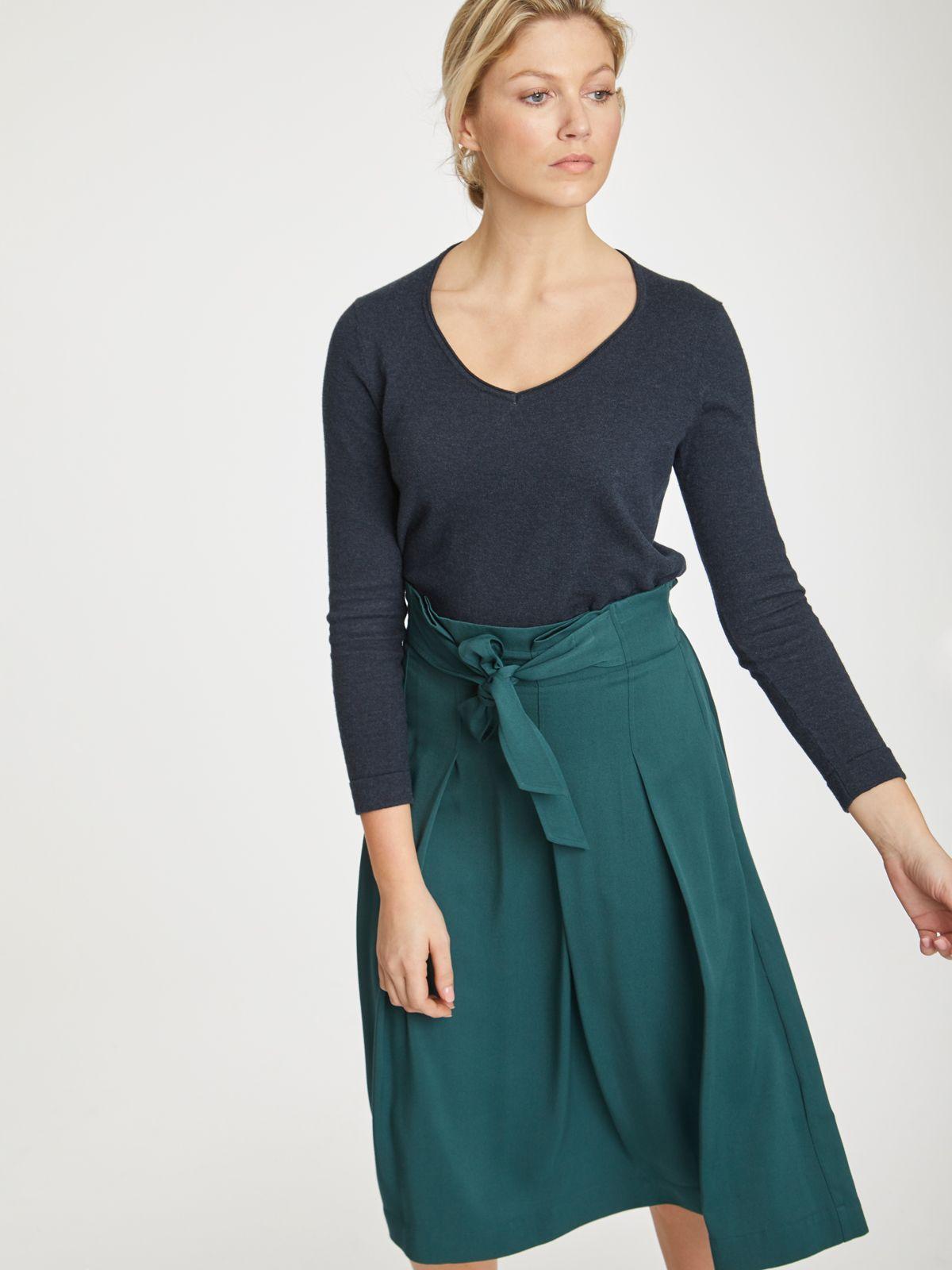 wwb4395-deep-teal–green-kalmara-green-paper-bag-waist-modal-skirt–1(2)