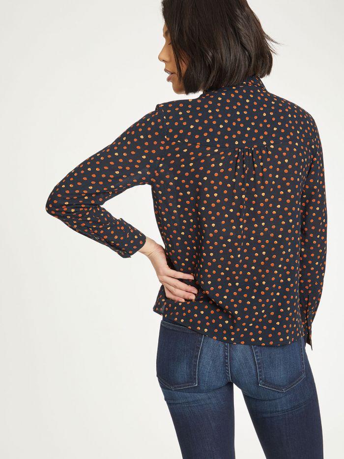 wwt4329-midnight-navy–jannika-blue-spot-organic-cotton-blouse–2