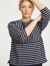 wwt4336-midnight-navy–ulla-blue-striped-organic-cotton-top–4