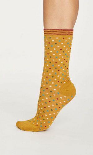 dotty-sokken-geel