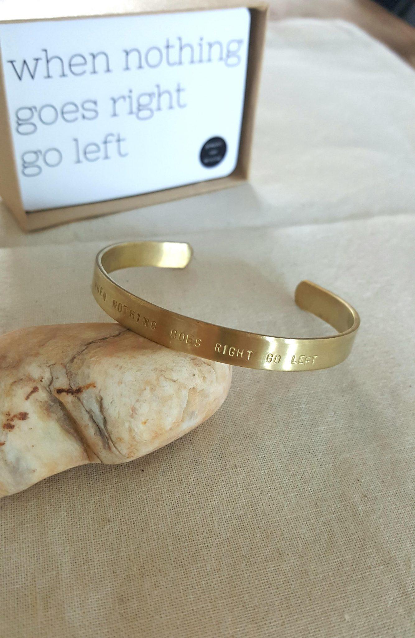 peptalk-bracelet-whe-nothing-goes-right-go-left-sticktails