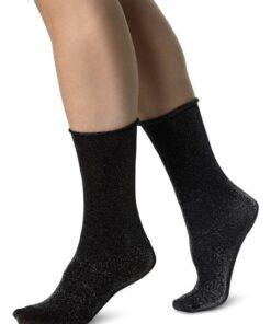 swedish-stockings-lisa-lurex-socks-silver-40-den