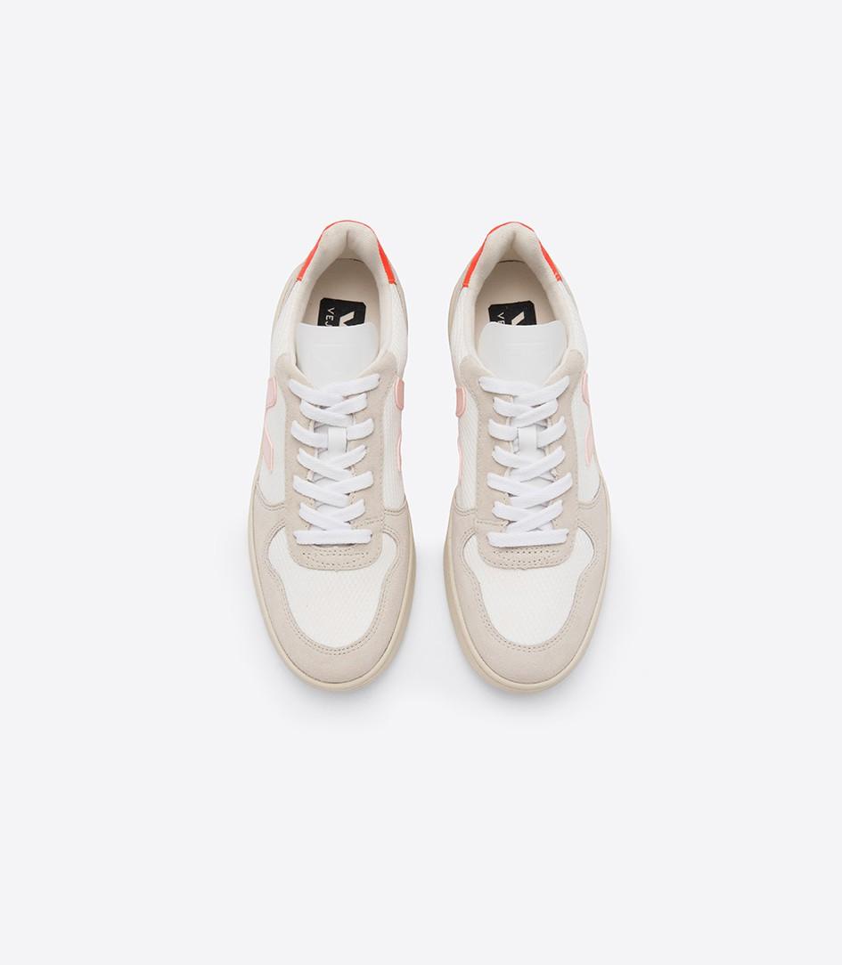v-10-b-mesh-white-petale-orange-fluo- (2)