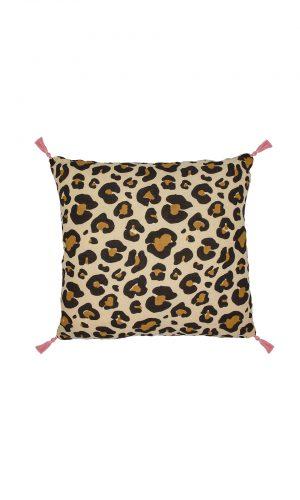 doing-goods-leopard-kussen-biologisch-katoen