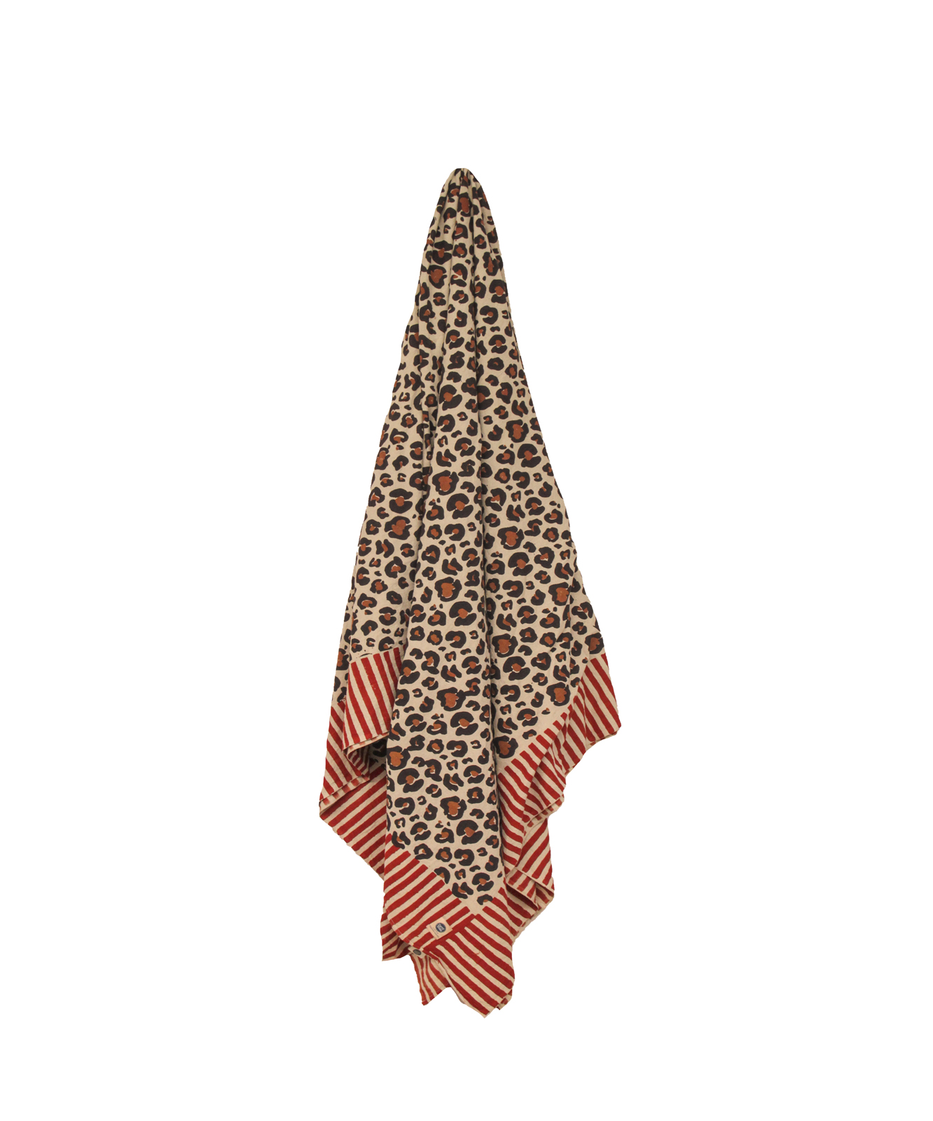 leopard-throw
