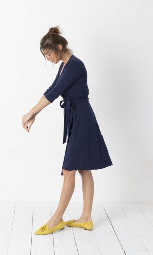 marjolein-elisabeth-roos-navy-jurk-biologisch-katoen