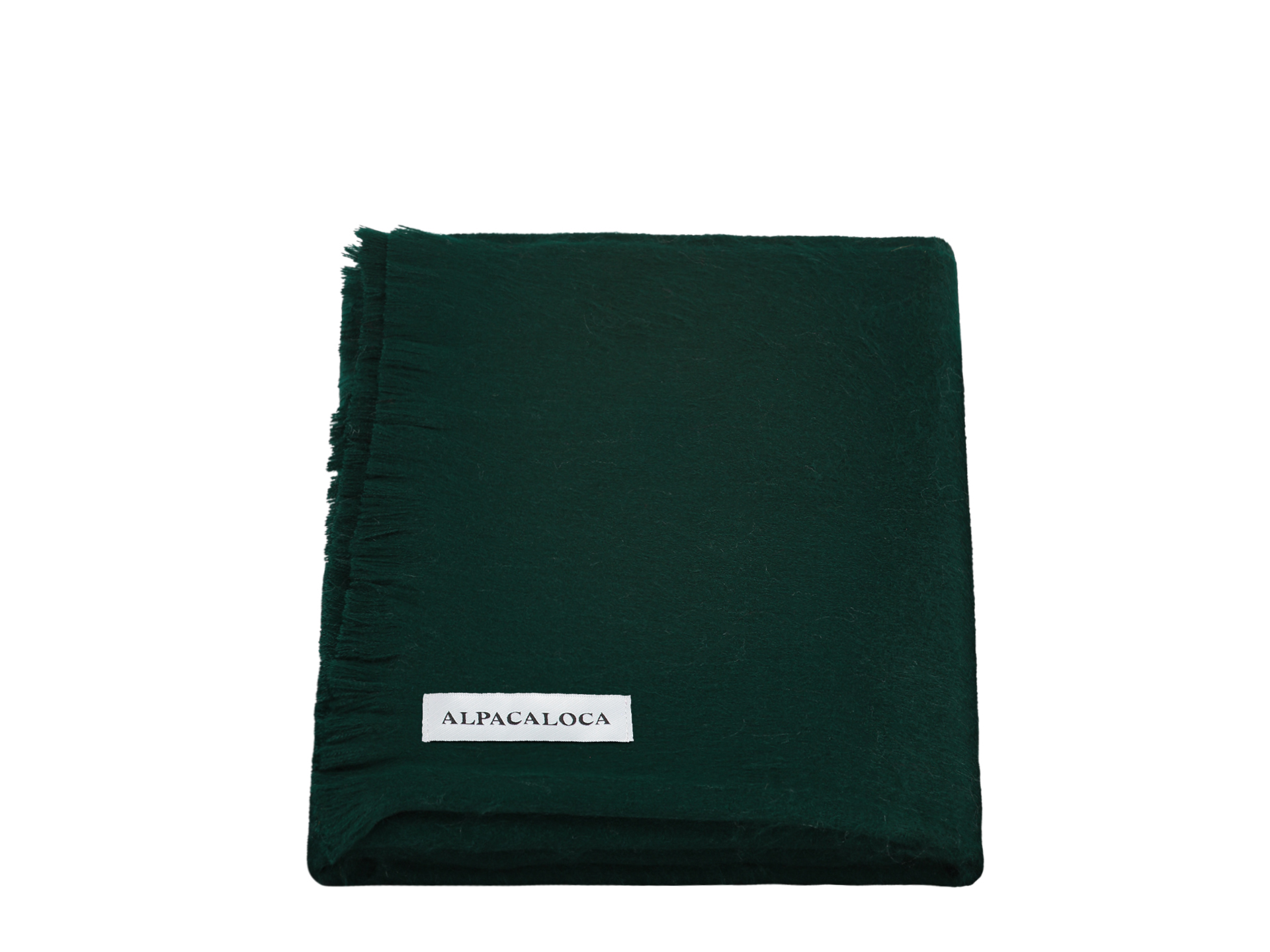 Scarf Forest Green