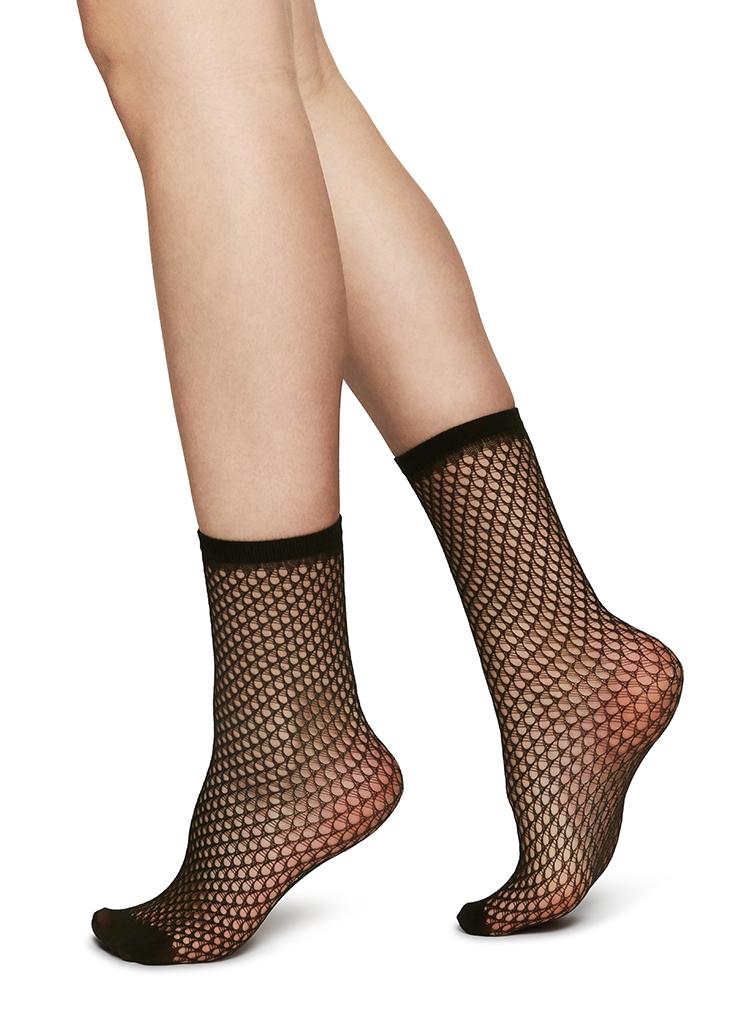 swedish-stockings-vera-net-socks-groen