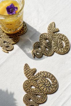 doing-goods-snake-coasters-set-handmade