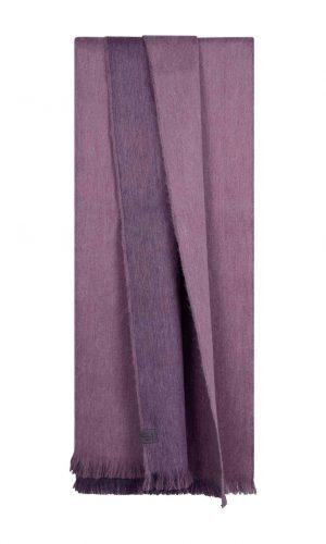 bufandy-sjaal-lavender-mist-doble-sjaal-alpaca-wol