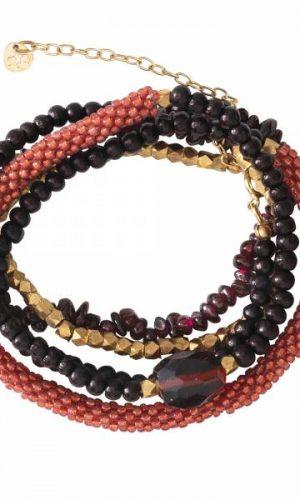 a-beautiful-story-superwrap-granaat-goud-armband