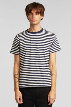 dedicated-t-shirt-stockholm-stripes-navy-biologisch-katoen