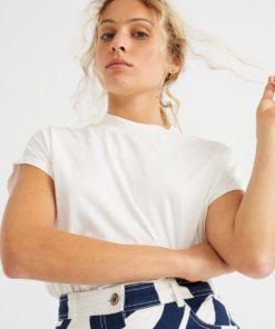 thinking-mu-volta-t-shirt-wit-biologisch-katoen