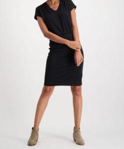 alchemist-fashion-oran-jurk-zwart-biologisch-katoen