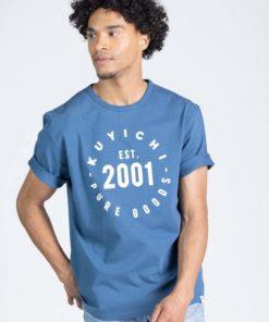 kuyichi-liam-printed-t-shirt-blauw