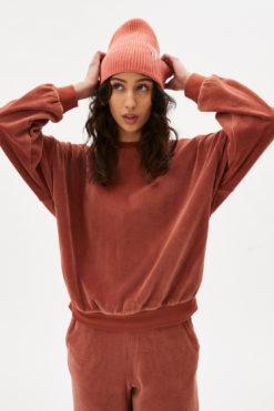 armedangels-andaa-sweater-copper-glow-biologisch-katoen