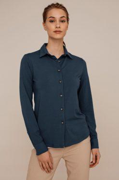 arber-studio-cedar-blouse-petrol-blauw