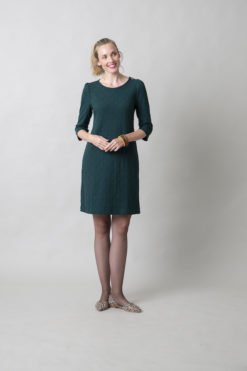marjolein-elisabeth-jolein-jurk-petrol-knit
