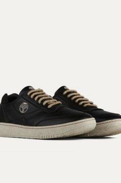 be-flamboyant-ux-68-noir-vegan-sneakers