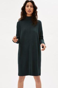 armedangels-sienna-jurk-vintage-green-biologisch-katoen